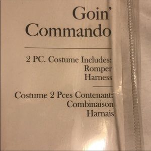 Leg Avenue Other - Goin' commando costume